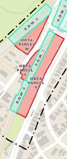 MBTA parcels