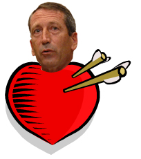 Sandford's heart