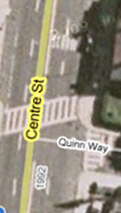 Quinn Way map