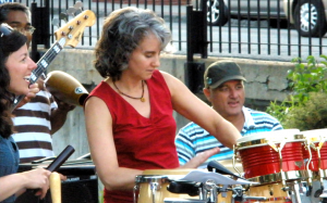 oppdrums