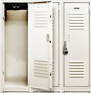 open gym locker